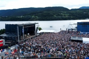 at Notodden Blues Festival - the best of people and blues